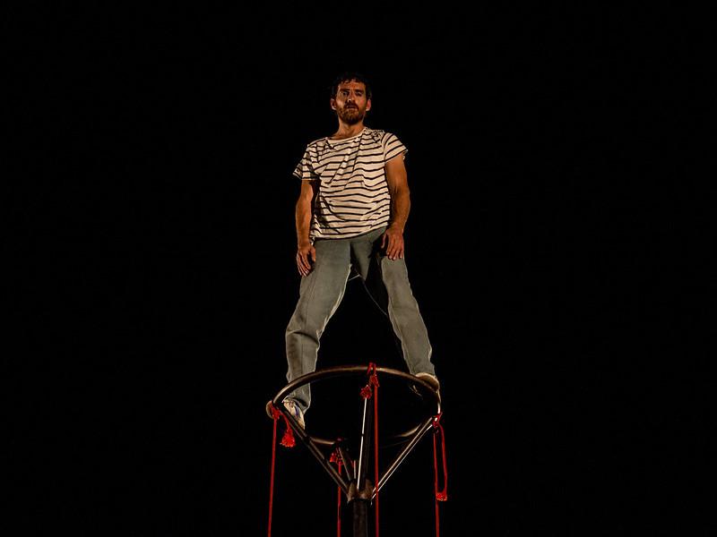 Circ Panic (El hombre que perdía los botones) 2