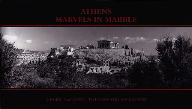 Athens Marvels in Marble; 2003, Greece