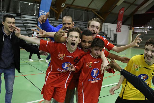 Jeunes / Foot à 5 Coupe de France 2016