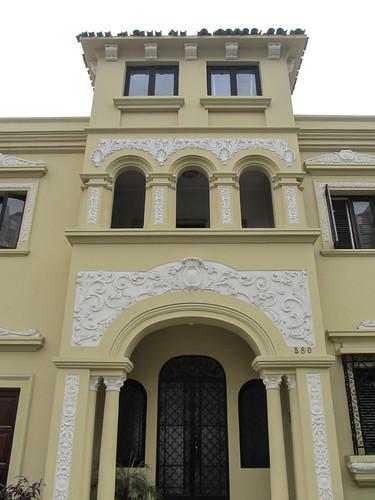 Lima: quartier résidentiel de Miraflores