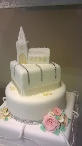 Chapel Cake by Caroline Walker