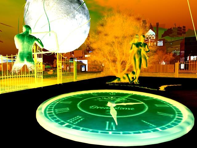 SL13B Electrify Landscape -   Cammino e Vivo Capovolto  - Negtive Twilight