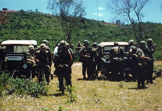 3d Battalion, 4th Marines Search and Destroy Mission Northwest of Camp J.J. Carroll, June 1967
