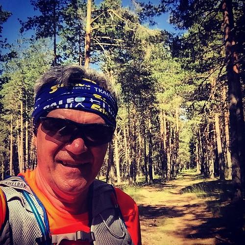 20K Trail de Bronchales