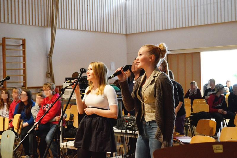 laulajat