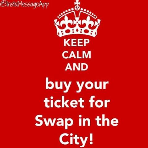 Swap In City Card
