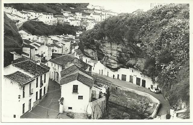 Vista de las Cuevas del Sol y la Sombra. Foto de Antonio Sánchez El Retratista
