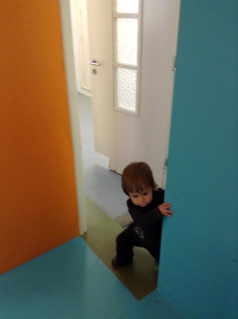 minimalist playpark - utrecht, nl