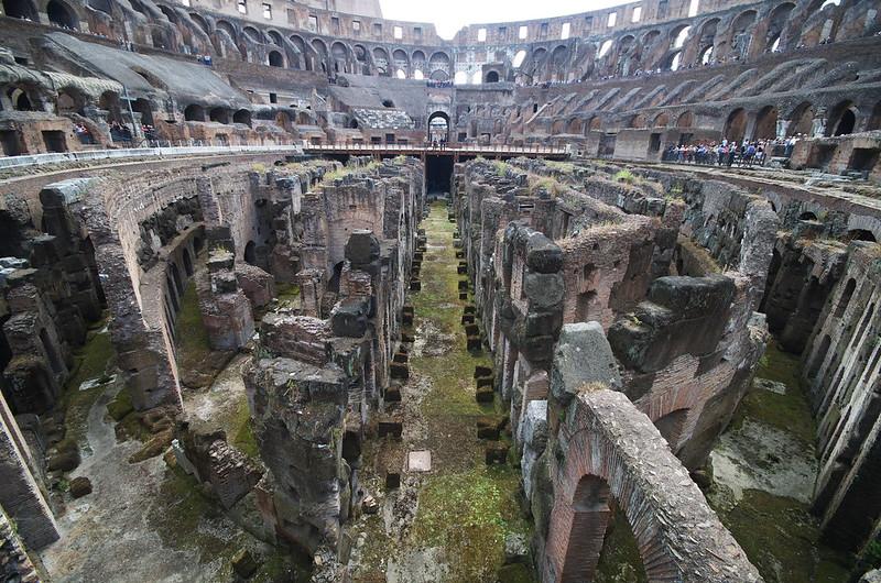 2013義大利旅遊:古羅馬遺址