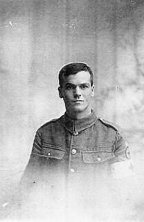 495191 S/Sgt Percy William Glover RAMC