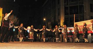 Χορεύοντας για τα 100 ομοσπονδία σερρών 5