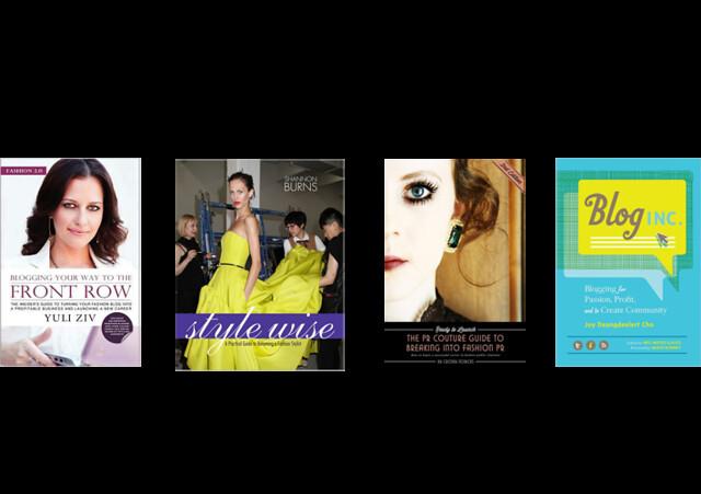 blogging-career books