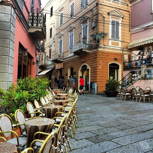 La Maddalena, Sardinia, Italy by Nouhailler