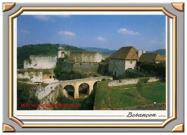 Besançon - La Citadelle -70-150