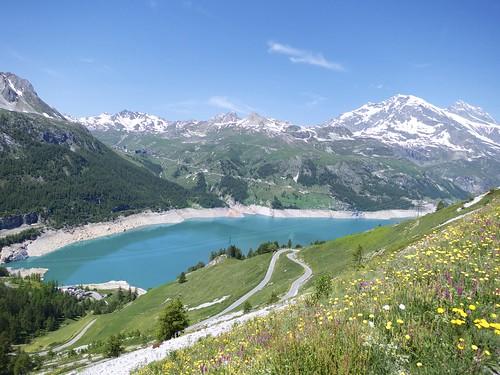 Lac du Chevril