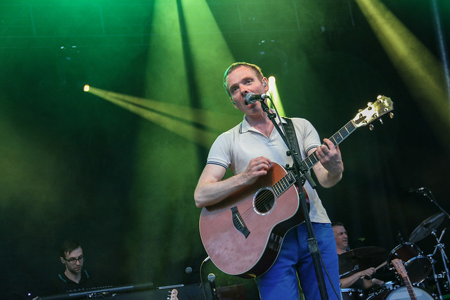 TURF 2013: Belle and Sebastian,  July 7 @ Fort York