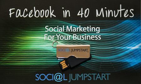 Small Business Social Marketing: Facebook in 40 Minutes Training Program