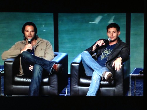 NerdHQ with Supernatural