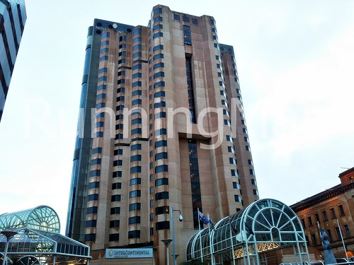 InterContinental Adelaide Hotel 01 - Exterior Facade