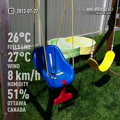 #weather #instaweather #ottawa #summer