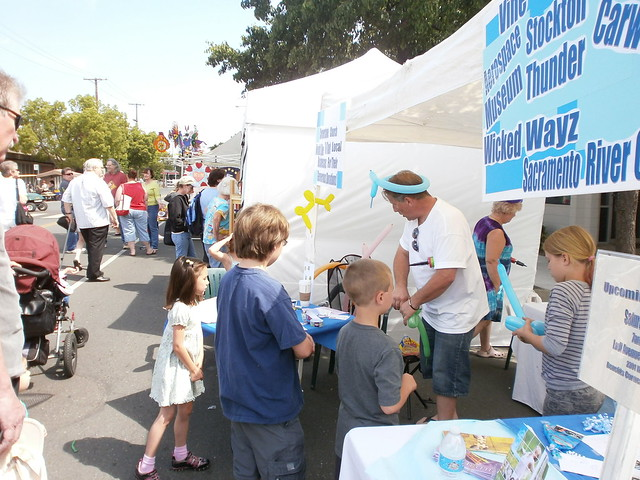 Lodi Street Faire 2013