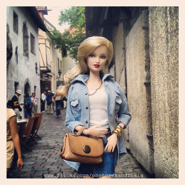 Barbie & Instagram. Tallin