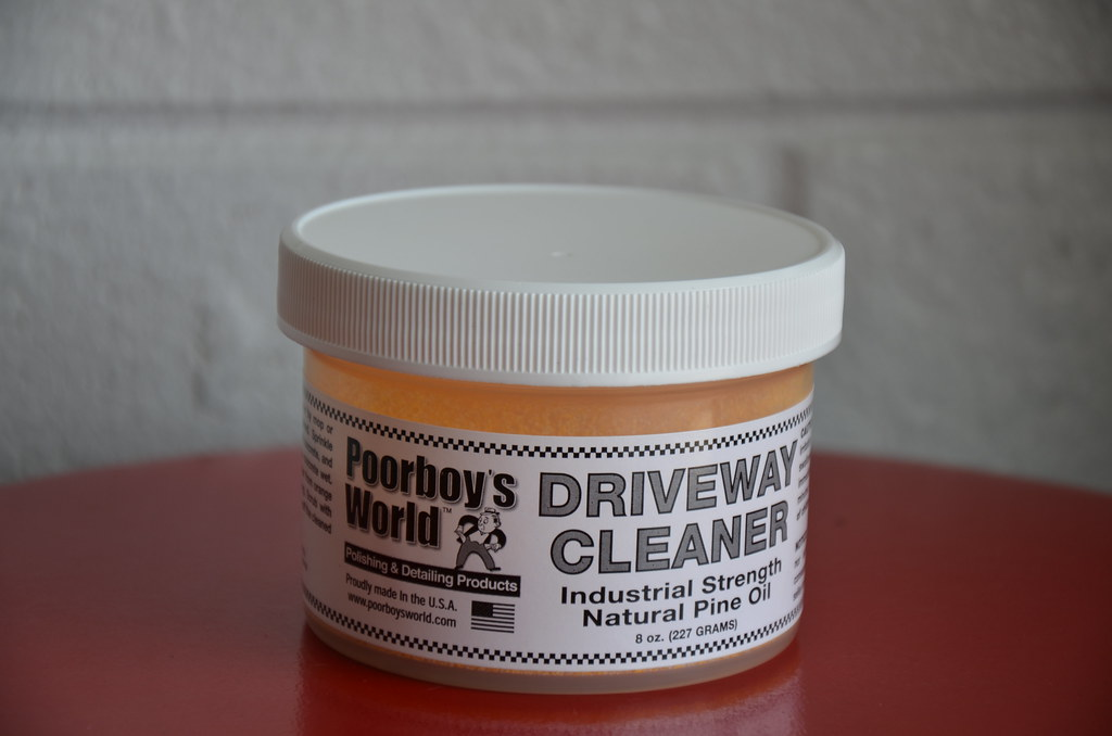 aowheels | Poorboy's Driveway Cleaner Review