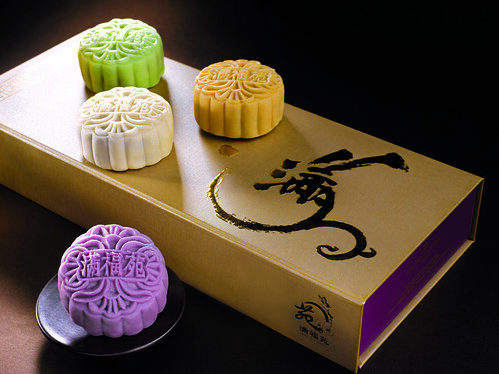 MFY Snowskin Mooncake Combination - 3mb