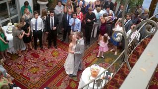 01.5 Wallace-Berman Knoxville TN Wedding, Sword Sounds