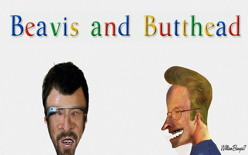 BEAVIS AND BUTTHEAD 2.0 by WilliamBanzai7/Colonel Flick