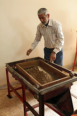 za'atar production