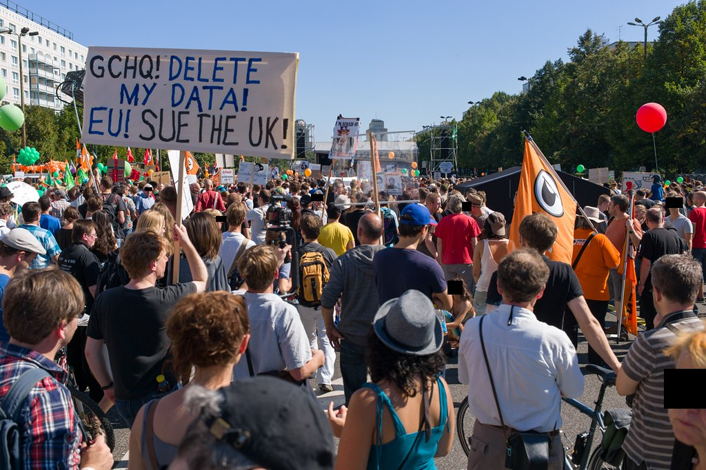 anti-spying demo