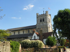 Church of the Holy Cross and St Lawrence, Waltham Abbey