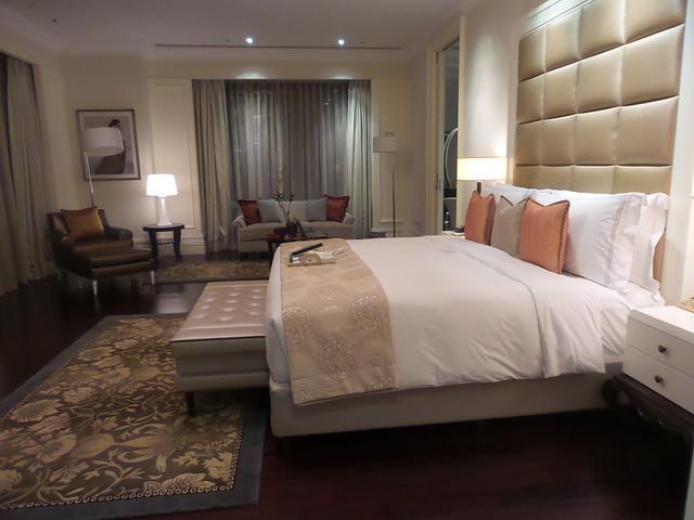 Raffles Hotel, Makati, Philippines