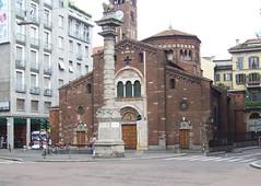 San Babila, Milan