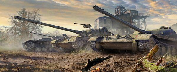 Обновление World of Tanks 0.8.8