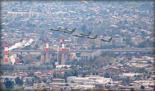 F-16 BLOCK 50 | FACH by Pablo C.M || BANCOIMAGENES.CL
