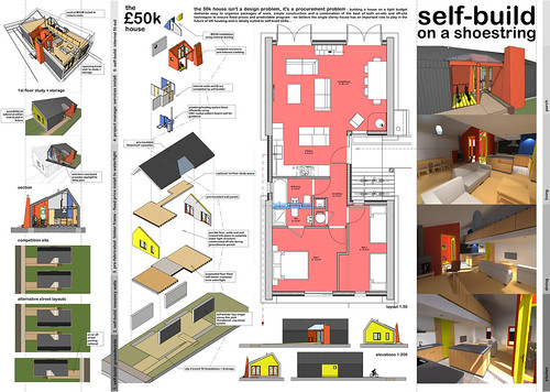Axis design self build for Building a house for less than 50k