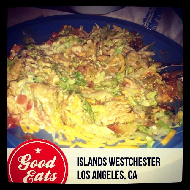 Islands Restaurant Los Angeles Ca