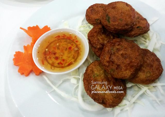 rayong thai fish cake