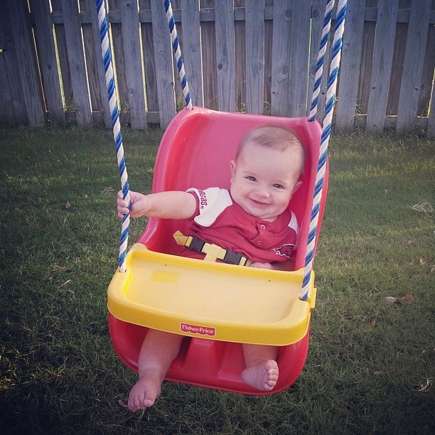 Just a swingin' #latergram #tylerpaul