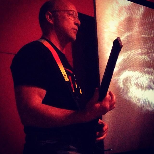 Stephen Briggs from New Zealand #loopfest #looping #sounda… | Flickr