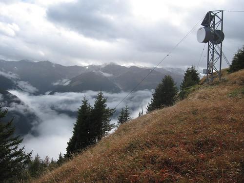 Wanderung Deferegger Riegel am 01.10.2013