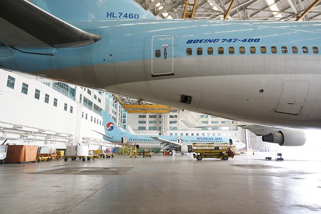 Korean Air Building - Korea - Aviation Facility Tour - asian on air blogger-004