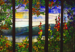hudson stained glass
