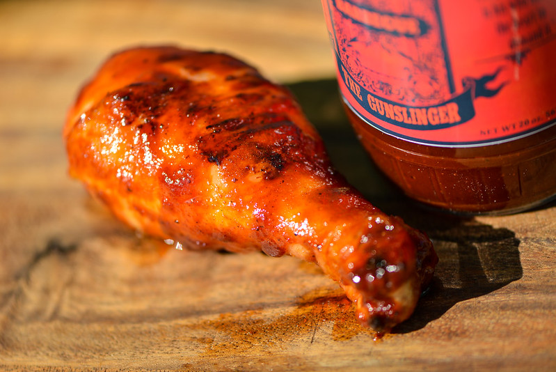 Wildcard Sauces The Gunslinger Barbecue Sauce