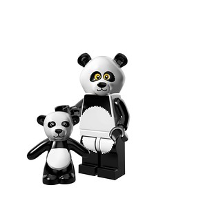 LEGO The Movie 71004 - Collectible Minifigures - Panda Guy
