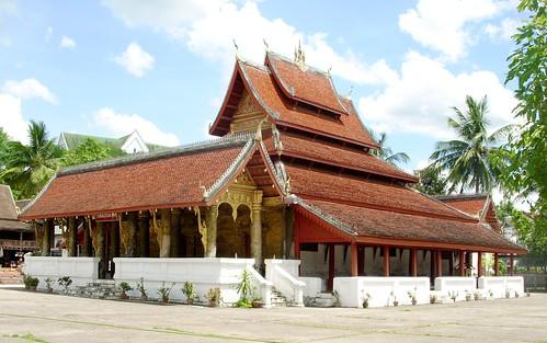 Luang Prabang-Wat Mai (3)