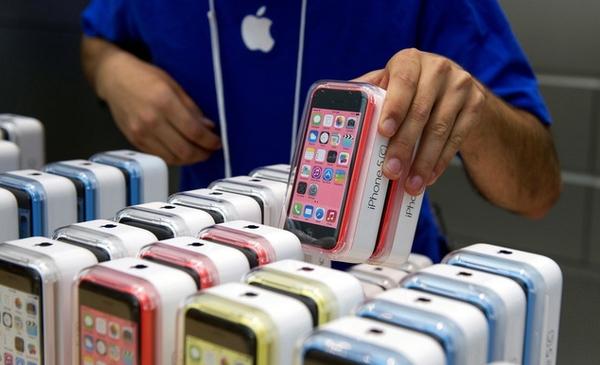 Изогнутые экраны Apple iPhone