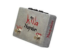 Napalm Killa - Kill Switch (Footswitches:- Unlatching, Latching.)